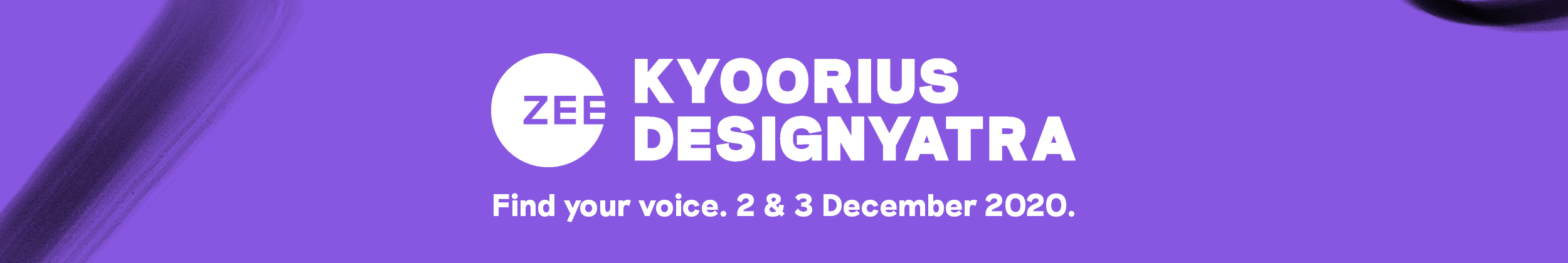 #KDY20 | Find Your Voice
